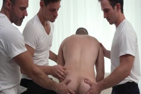 MormonBoyz - Priest gets His hole Destroyed By chap Clergymen