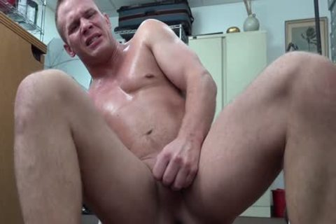 fuck u CRACKER - desperate Straight man Takes BBC Up The anal For specie