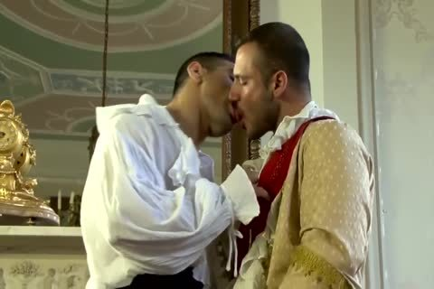 Daniel Marvin And Pedro Andreas - Moans Of pleasure