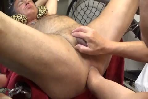 Fist Party In Denmark. Getting Fisted By Two guys And fucked