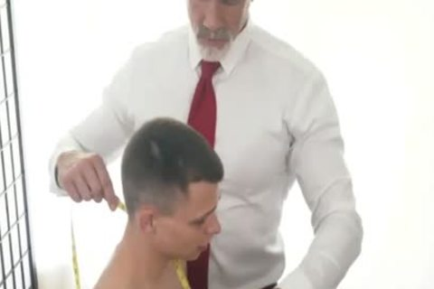Austin Lock Barefucked By daddy chap