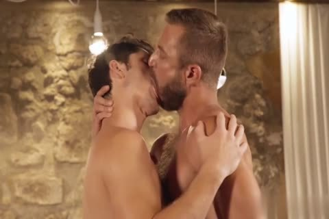 GayRoom - Dylan Knight pounded By A Plunger And Peter Fields biggest knob