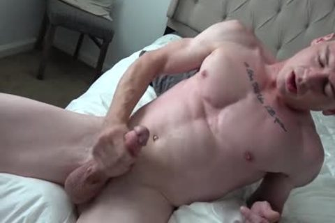 Different guys With massive dicks Jerking-off