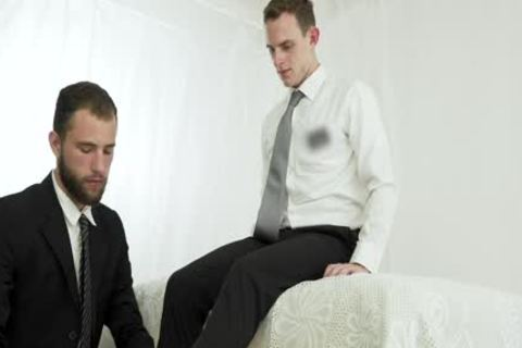 pretty Missionary man acquires Creampied By A Priest