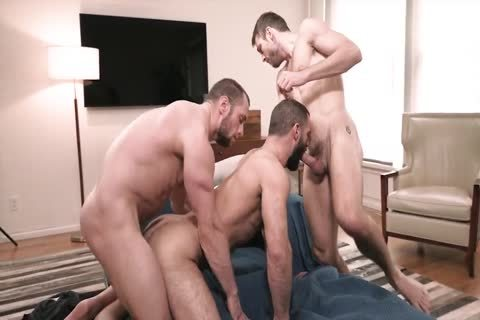 Stas Landon, Jake Morgan And Max Adonis (CE P2)