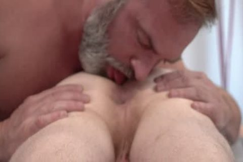 pumped up lad Massaged And plowed By Stepdad