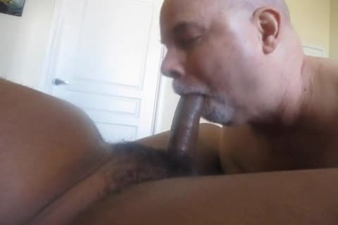 sucking BBC And A Bruvah's Balls.  What's Not To take up with the tongue?