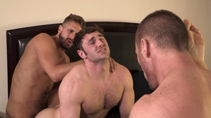 Family Dick: Handsome and passionate Joe Ex moaning