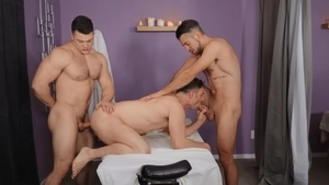 Drill My Hole - Dante Colle with Collin Simpson missionary sex
