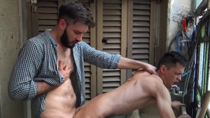 Reality Dudes - Hard ramming together with Diego & Andres
