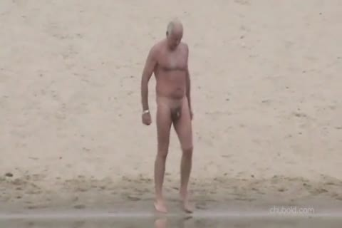Spy daddy guys And Grandpas Swimming nude