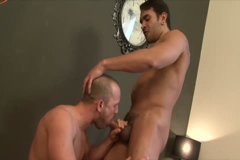 Lucio Saints And Max Duran Scene From pissed On