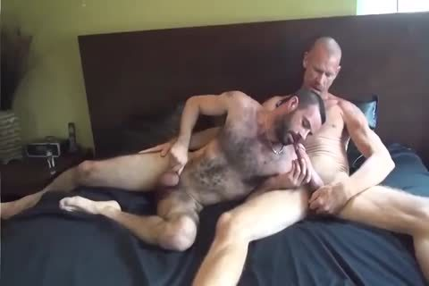 GUNNER DAVID GIFTED DADDY STUFFING hairy anal