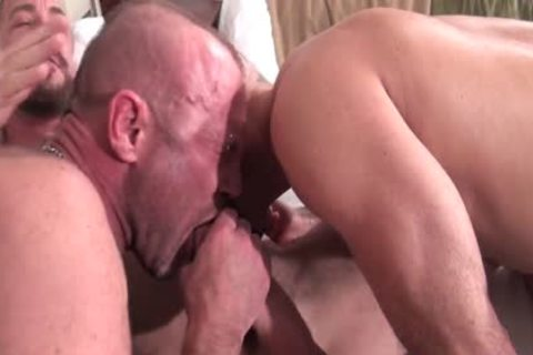 Rocco Steele, Adam Russo And Chad Brock (RAR P4)