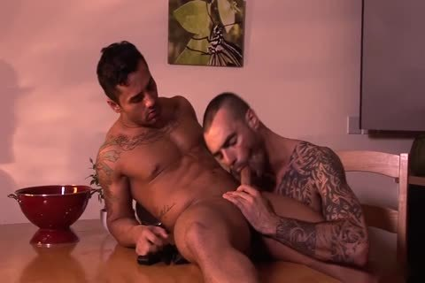 Bruno Bernal And Issac Jones Hung Suited And juicy