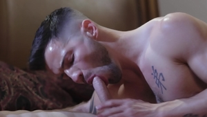 Icon Male: Brown hair Casey Everett loves nailing