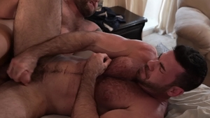 IconMale.com: DILF Colby Jansen rimjob HD