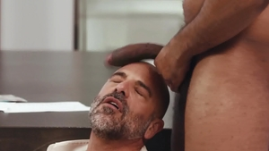 NoirMale - DILF Ray Diesel reality roleplay in office