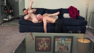IconMale: Sergeant Miles with Mitch Vaughn got fucked hard