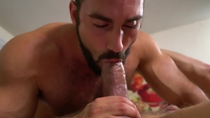 IconMale: DILF Max Stark fucked by big penis daddy