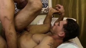 Icon Male: Jock Roman Todd finds pleasure in nailed rough HD