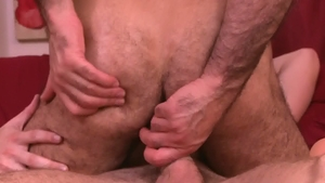 Icon Male: Mature Adam Russo playing with big cock daddy