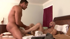 IconMale - Fetish hard pounding with Adam Russo & Nick Capra