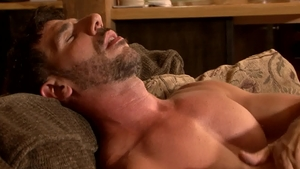 IconMale: Mature Adam Russo reality anal fucking