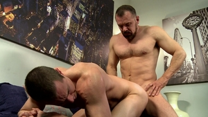 MenOver30 - Max Sargent cum on face