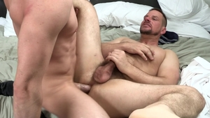DylanLucas: Hairy Park Wiley & caucasian Jack Hunter
