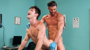 HotHouse: Devin Franco escorted by Ryan Rose bareback roleplay