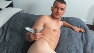 Str8 Chaser: Straight dude Joel Mason POV receiving facial
