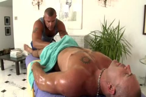 Buff Daddies Massage And poke