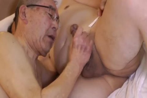 Japanese old chap