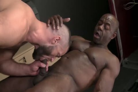 My Trainer's large pecker - Jake Morgan & Aaron Trainer